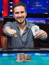 WSOP2018 : Julien Martini remporte l'event #4 Omaha Hi-Lo 8 or Better 1500$