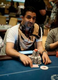 Yehoram Houri runner-up des Mega Poker Series Madrid