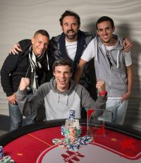 LIVE : Deal à 4 au Starter WiPT, Paul Guichard runner-up à Mandelieu