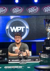 LIVE : Samuel Panzica s'impose sur un WPT Bay Shooting Star record
