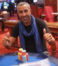COVERAGE : Said El-Yousfi aux manettes du main Event de l'Agadir Poker Festival à 12 left