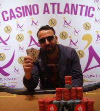 LIVE : Barry Kamal remporte le main event de l'Agadir Poker Festival