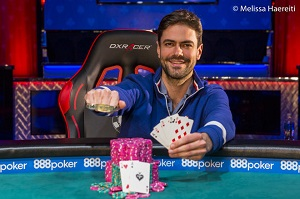EXCLU : Le champion du monde James Obst arrête le poker