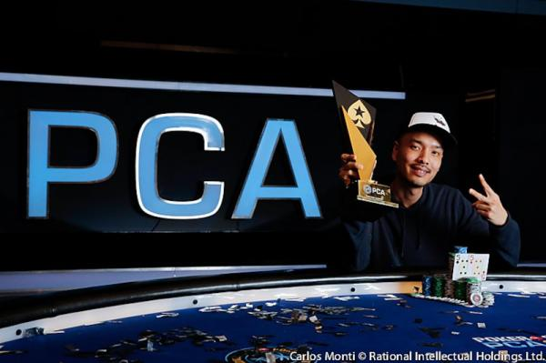 Poker : PCA 2019 : Chino Rheem s'impose sans contestation