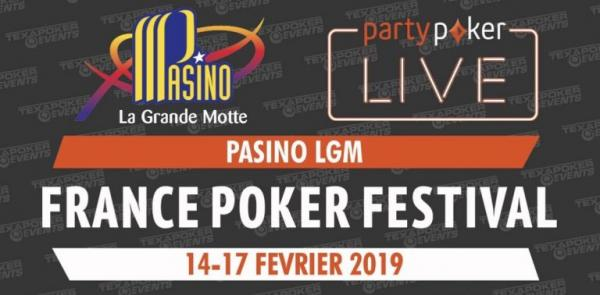 Poker : Circuit : Bienvenu au France Poker Festival !