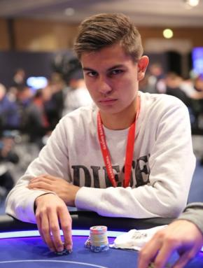 Photo du joueur de poker CONAN Arthur