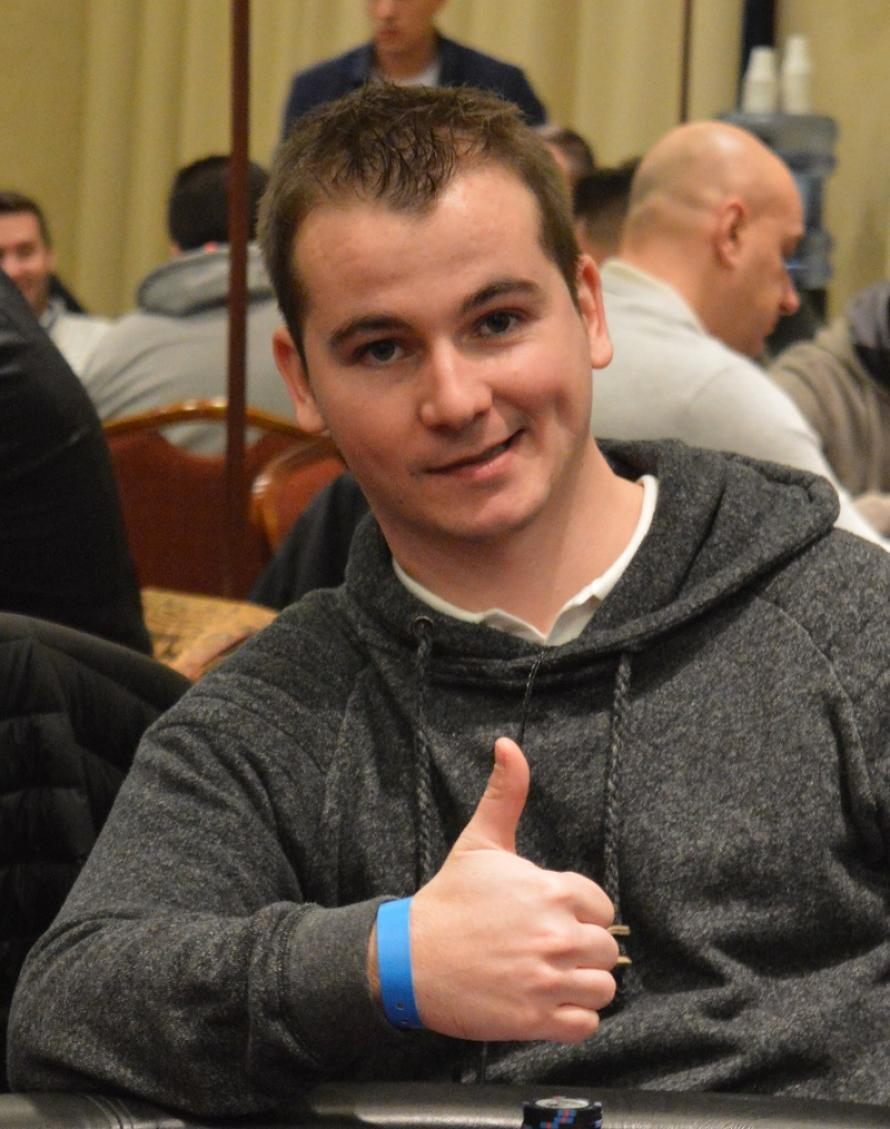 Photo du joueur de poker DEYRA Ivan