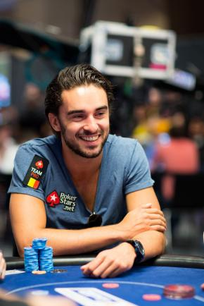 Photo du joueur de poker DE MEULDER Christophe