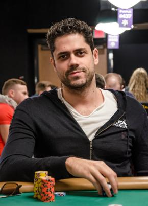 Photo du joueur de poker POLLAK Benjamin