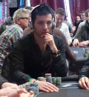 Photo du joueur de poker ESTEGASSY Florent