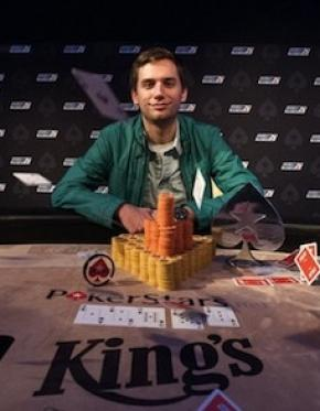Photo du joueur de poker LYBAERT Bart