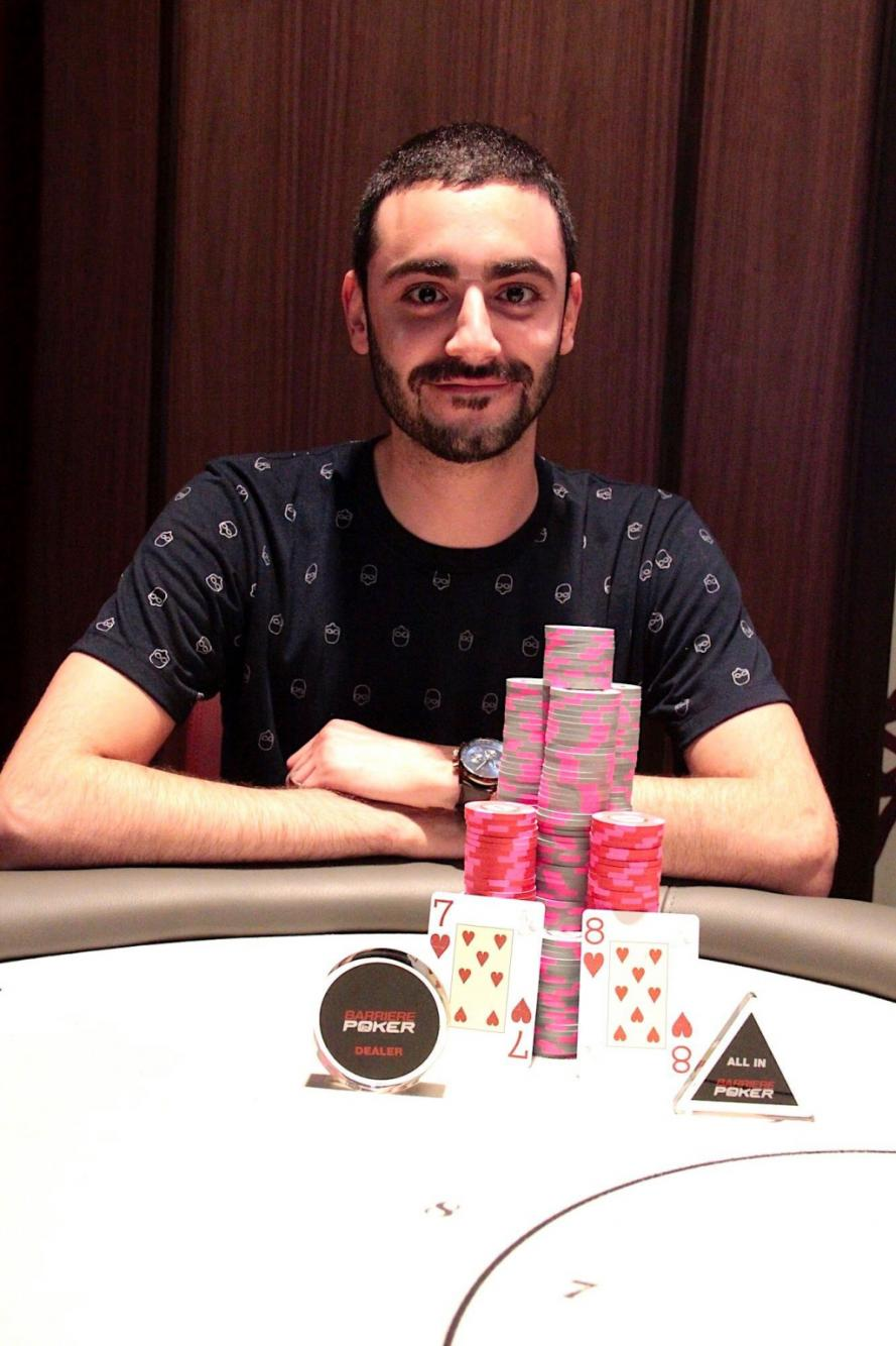 Photo du joueur de poker SELIDES  Mathieu