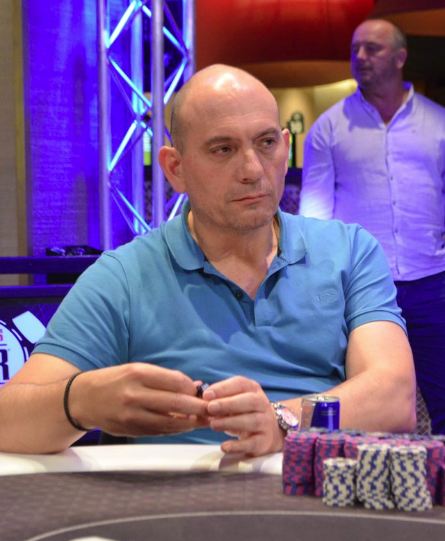 Photo du joueur de poker CORDEILLE Stephane